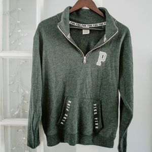 Victoria's Secret Quarter Zip